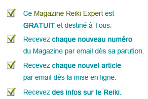 Magazine Reiki Expert - Article Reiki